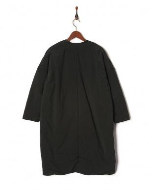 クロ 中綿ロングコートを見る