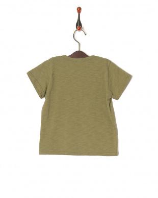 カーキ 【isookbaby】カーキTシャツを見る