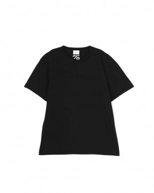 ブラック1 バックプリントTシャツ R/B(オリジナル)見る