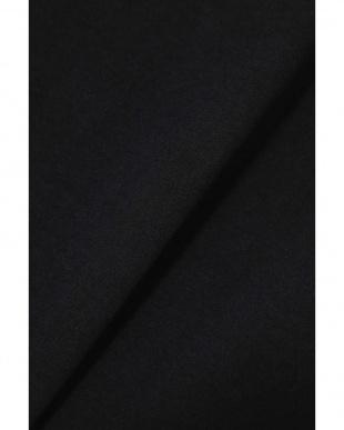 ブラック1 バルーンスリーブカットソー R/B(オリジナル)見る
