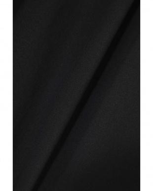 ブラック1 ウエストリボンテーパードパンツ R/B(オリジナル)見る