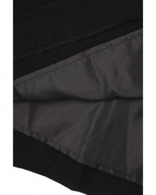 ブラック1 フレアボタンダウンスカート R/B(オリジナル)見る