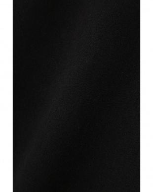 ブラック1 配色ステッチジャンパースカート R/B(オリジナル)見る