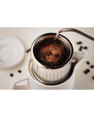 ホワイト コーヒー&ティー インワンを見る