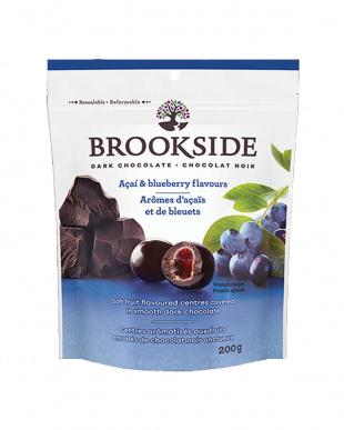 ダークチョコレート アサイー&ブルーベリー  3個セットを見る