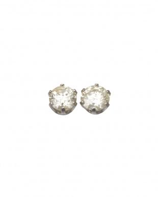 PT900 計0.5ctダイヤモンド 6本爪スタッドピアスを見る