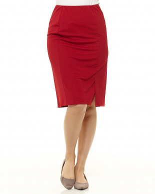 赤 ラメタイトスカート EQRを見る