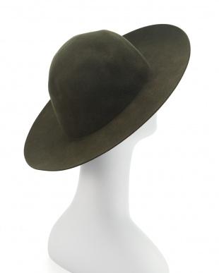 カ-キ WESTERLIND FELT HATを見る