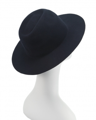 コン FELT WIDE BRIM HATを見る