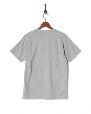 グレー CYA/TS OUT OF CONTROL天竺クルーネック半袖Tシャツを見る