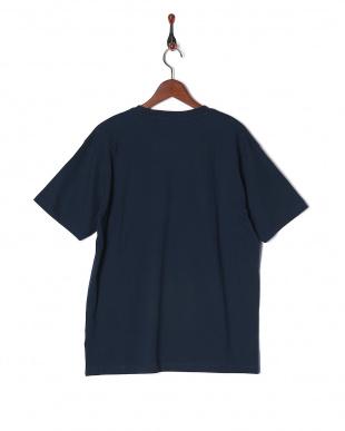 ネイビー CYA/TS OUT OF CONTROL天竺クルーネック半袖Tシャツを見る