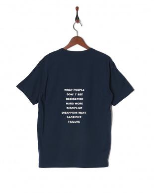 ネイビー CYA/TS SUCCESS天竺クルーネック半袖Tシャツを見る