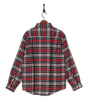 レッド CYA/CHECK SHIRT LUCKYビエラチェックシャツRGシャツを見る
