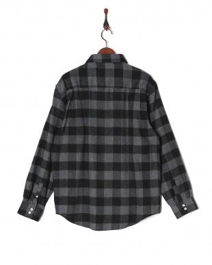 グレー CYA/CHECK SHIRT KEEP IT RビエラチェックシャツRGシャツを見る