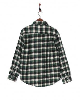 グリーン CYA/CHECK SHIRT KEEP IT RビエラチェックシャツRGシャツを見る
