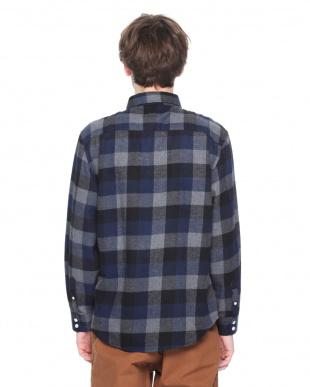 ブルー CYA/CHECK SHIRT KEEP IT RビエラチェックシャツRGシャツを見る