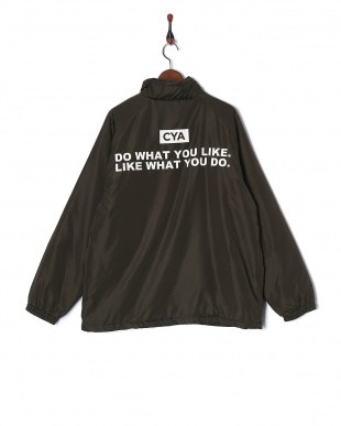 カーキ OVERSIZE BOA BLOUSON DO WHAT YOU LIKEを見る