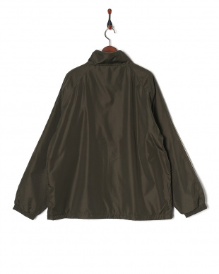 カーキ OVERSIZE FLEECE BLOUSON KNOW NOTHINGを見る