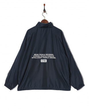 ネイビー OVERSIZE FLEECE BLOUSON WEAK PEOPLEを見る