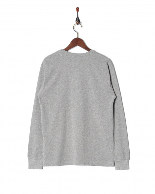 グレー LONG SLEEVE T-SHIRTSを見る