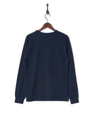 ネイビー LONG SLEEVE T-SHIRTSを見る