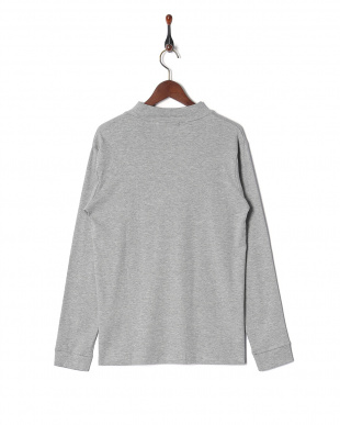 グレー HI NECK T-SHIRTS LOGOを見る