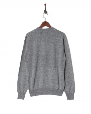 グレー HI NECK KNIT LOGOを見る