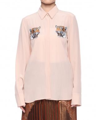 - 430707SY206 Silk Crepe Shirtを見る
