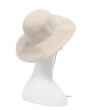 white 16044 RYO HAT W.DRAWSTRINGを見る