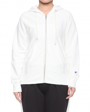 OFF WHITE  RW ZIP HOODED SWEATSHIRTを見る
