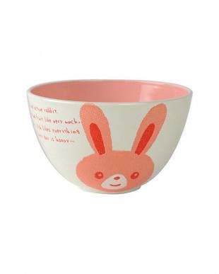 うさぎ Happy Animal スープ&サラダボウル 5個セットを見る