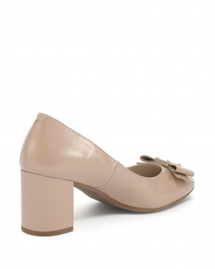 TALI BOW PUMP:CH NUDE PATENT WPを見る