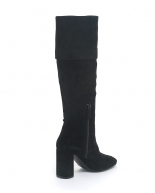 TESS CUFF BOOT:BLACK SUEDEを見る