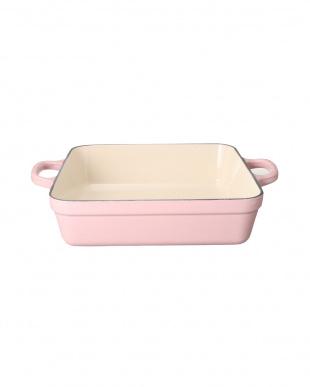 Chiffon Pink  シグニチャー ココット・スクエア 24cm シフォンピンクを見る