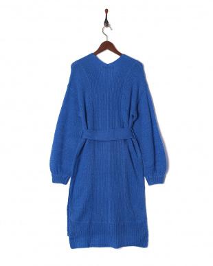 BLUE ONE PIECE DRESSを見る