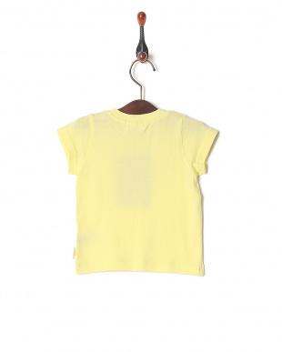 イエロー 16/-サークルエアーテンジク ロゴPT ベビーS/S Tシャツを見る