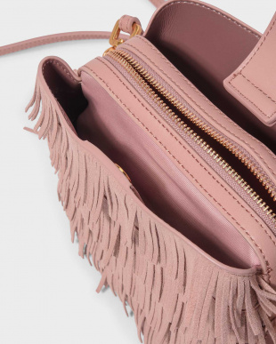 Blush  フリンジディテール バケツバッグ / FRINGE DETAIL BUCKET BAGを見る