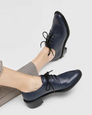 Dark Blue  クラシック ダービーシューズ / Classic Derby Shoesを見る