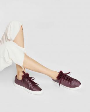 Purple メタリックスニーカー / Metallic Sneakersを見る