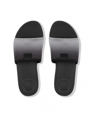 Black/Softgrey NEOFLEXPOOL SLIDE SANDALSを見る