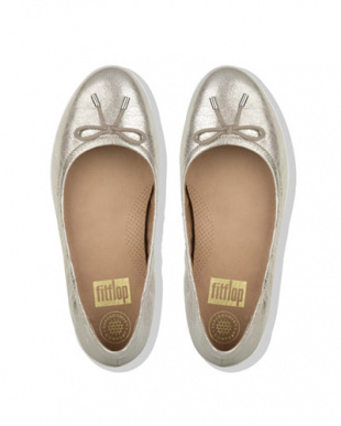 MET/SV MET/SV SUPERBENDY BALLERINA - METALLIC LEATHERを見る