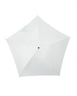 ペイズリー 晴雨兼用傘ヒートカットライトを見る