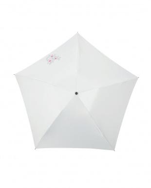 ガーデン 晴雨兼用傘ヒートカットライトを見る