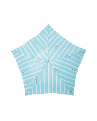 キャンディ ミント 軽量折りたたみ傘(デザイン)を見る