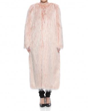 ピンクベージュ  coatを見る