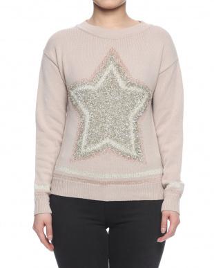 ライトグレー  sweaterを見る
