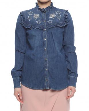 ユーズドブルー  blouseを見る
