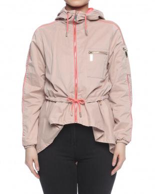 ピンクベージュ/ピンク  jacketを見る
