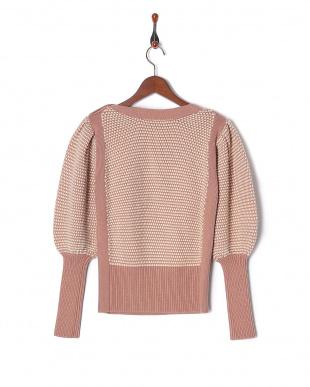 ブラウンパープル/バター sweaterを見る