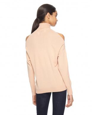ピンクベージュ sweaterを見る